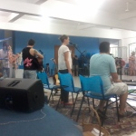sala de oração